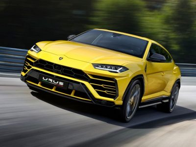 2018 Lamborghini Urus: The world's first 'super sports' SUV