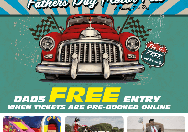 Essex Motor Show Presents: Fathers day Motor Fest
