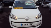 Volkwagen Move Up – ONE OWNER – With LONG MOT & WARRANTY –