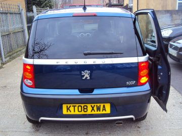 Peugeot 1007 SE