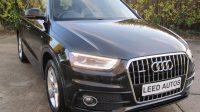 Audi Q3 SUV Quattro 2.0TDi 140 ss s Line 6Spd