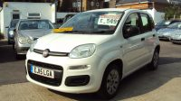 Fiat Panda Pop – ONE OWNER FROM NEW – VERY LOW MILEAGE – £30 ROAD TAX – MUST SEE – £5,499