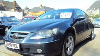 Honda Legend Mk4 Ex V6 VTEC A – VERY HIGH SPEC – ONE FORMER KEEPER – £5,999