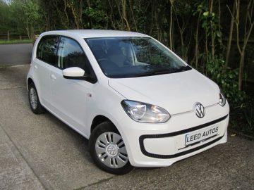 Volkswagen up! Hatch 5Dr 1.0 60 EU5 Move up!