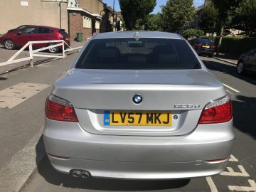 2007 BMW 5 series 525D AUTOMATIC *LOW MILEAGE 43K