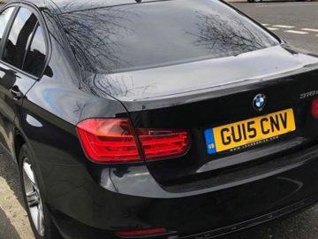 PCO LICENSE BMW F30