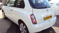 Nissan Micra N-TEC – Very Low Miles and in a lovely colour, great for Summer £1,999