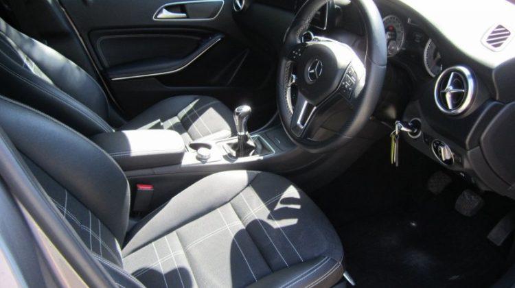 Mercedes-Benz A Class A180 Hatch 5Dr 1.6 BluEff 122 SS Sport 6