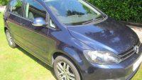 Volkswagen Golf Plus Hatch 5Dr 1.6TDI BMT 105 DPF SS EU5 SE DSG Auto7