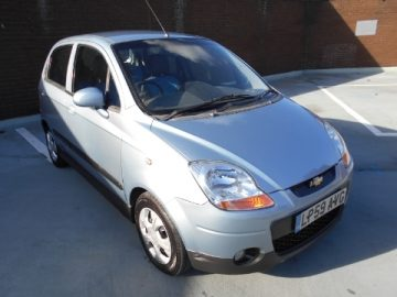 CHEVROLET MATIZ2010-59 SE PLUS £1,695