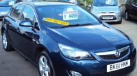 Vauxhall Astra SRI – New Shape – LOW Miles with Service History – £4,499