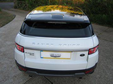 Land Rover Range Rover Evoque SUV 5Dr 2.2SD4 190 DPF EU5 Prestige LUX Auto6