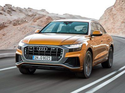 The All New Audi Q8