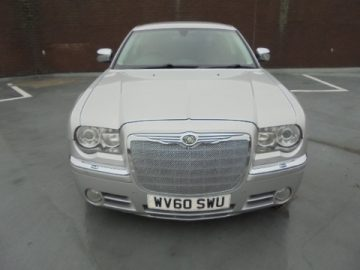 CHRYSLER 300C2010-60 CRD SE £6,295