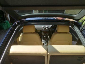 Audi TT mk1. 1.8ltr, 2 wheel drive
