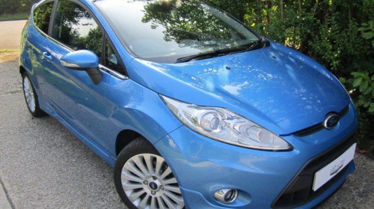 Ford Fiesta Hatch 3Dr 1.6 120 Titanium 5