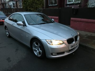 BMW 320D COUPE 2010 1OWNER 1YEAR MOT