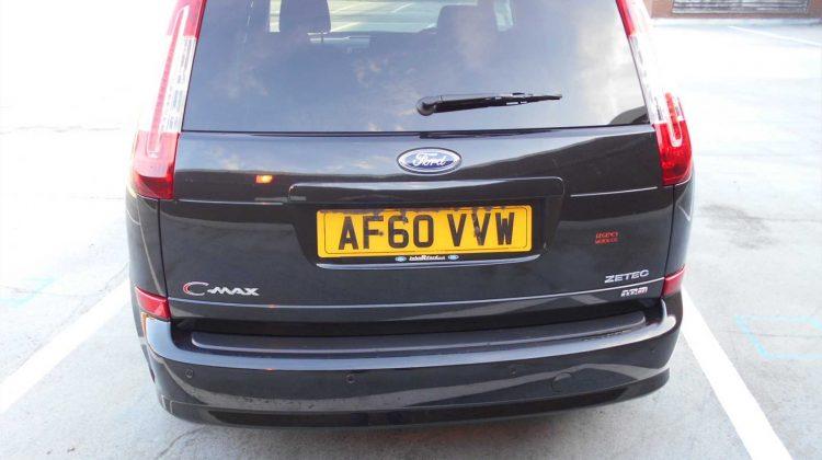 FORD C-MAX2010-60 ZETEC £3,295