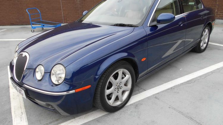 JAGUAR S-TYPE2004-54 V6 SE £2,495