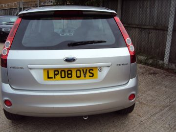 Ford Fiesta Zetec Climate – Ideal First Car For New Drivers – £1,199
