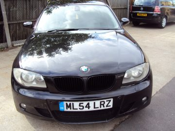 BMW 118D SPORT – 1 Series E87 – With Ripspeed Audio System – £1,999