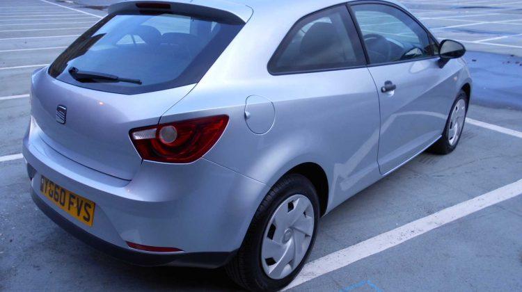 SEAT IBIZA2010-60 S A/C £2,495