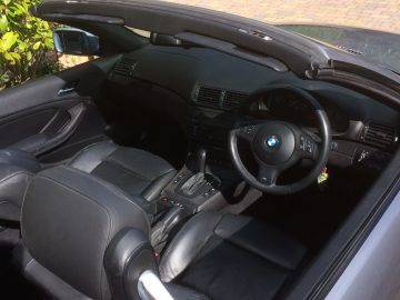 BMW 3-Series 2.2 320ci sport 2dr