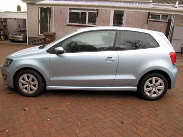 Volkswagen 1.2TDi Bluemotion Tech