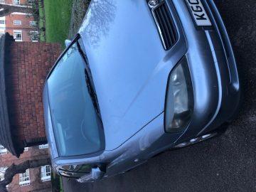Vauxhall Astra 1.6 8V 2003 Silver Hatchback. Manual Petrol, Genuine 75,500 miles. Full Service History. Long MOT. Good Runner. New Battery