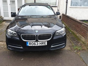 BMW 5 SERIES 520D SE 5DR