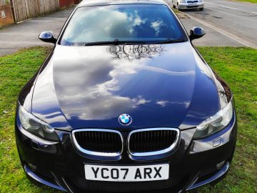 BMW 3 SERIES 320D M SPORT COUPE 2007 E92