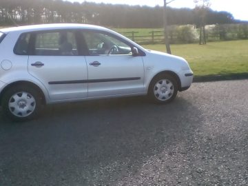 Volkswagen Polo 1.4 for £600