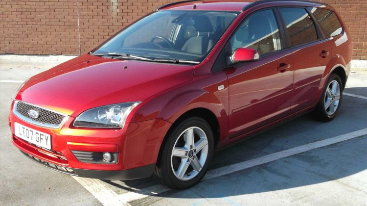 FORD FOCUS2007-07 TITANIUM TDCI £1,995 for sale