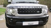 2012(62) Land Rover Discovery for sale black
