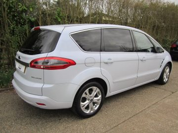 2012(12) Ford S-Max for sale 7 seater