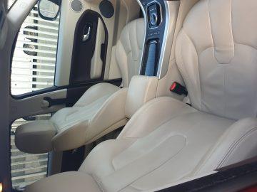 Range Rover Evoque Prestige SD4 Auto 2012
