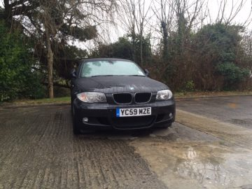 BMW 1 SERIES 123D M-SPORT – QUICK SALE – IMMACULATE CONDITION