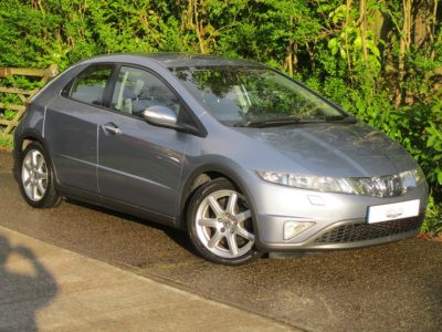 2007(57) Honda Civic Hatch 5Dr 2.2CTDi 140 Sport 6Spd