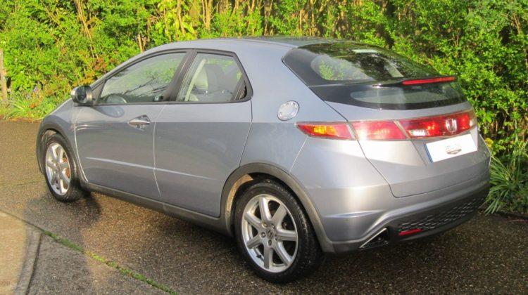2007(57) Honda Civic Hatch 5Dr 2.2CTDi 140 Sport 6Spd