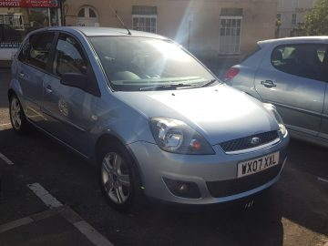 Ford Fiesta Zetec Climate LOW MILES