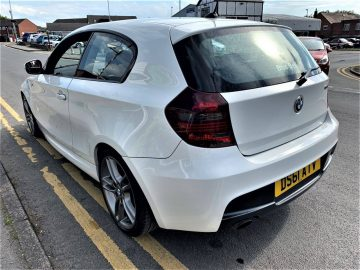 2011 BMW 1 SERIES 2.0 116I PERFORMANCE EDITION 3d 121 BHP.