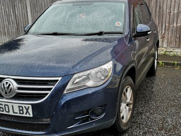 2010 VW Tiguan 2.0Tdi 4Motion