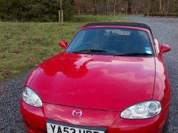 A car to enjoy!