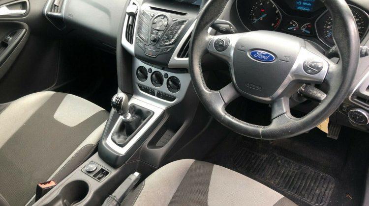 Ford Fokus 2013 1.0 125hp