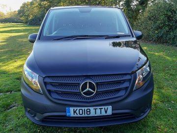 2018 Brand New Mercedes-Benz Vito
