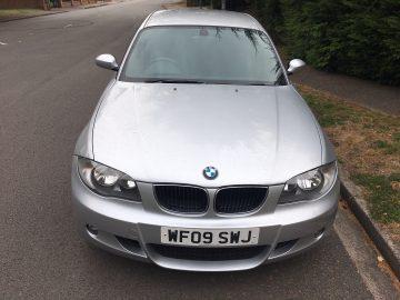 BMW 2.0L 1 Series M Sport 3 Door Hatchback