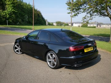 Audi A6 2.0 TDI Ultra S-Line Black Edition 4dr S Tronic,2015,Automatic