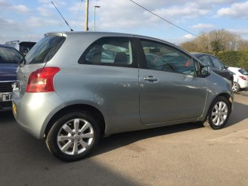TOYOTA YARIS 1.4 DIESEL D4D 6 SPEED MOT SEPTEMBER 2020 VERY RELIABLE AND ECONOMICAL