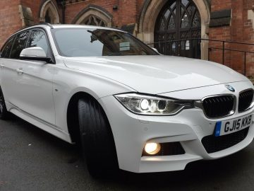 2015 BMW 3 Series 320d M Sport Touring