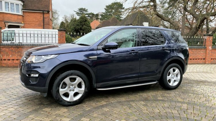 2015 LAND ROVER DISCOVERY SPORT 2.0 TD4 150 BHP SE TECH